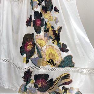 Free People Dresses - Intimately Free People   Floral Print Slip Dress